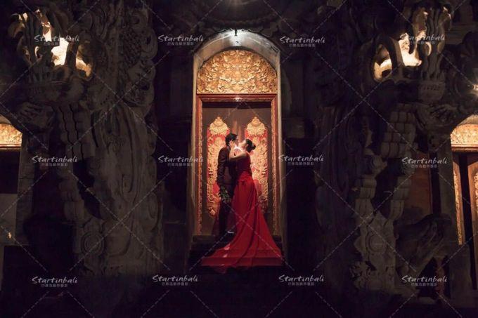 David & Ella Wedding by Start In Bali - 002