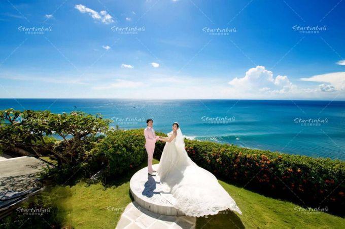 David & Ella Wedding by Start In Bali - 005