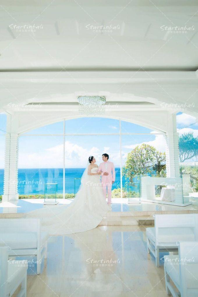 David & Ella Wedding by Start In Bali - 006