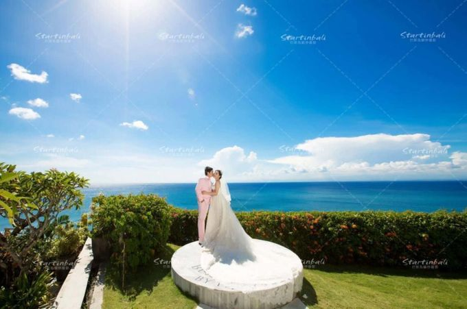 David & Ella Wedding by Start In Bali - 007