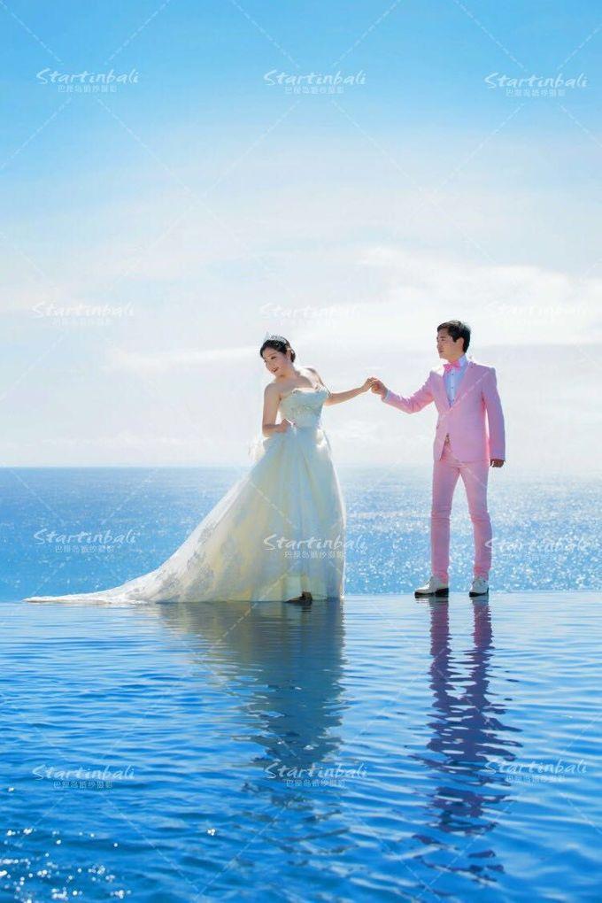 David & Ella Wedding by Start In Bali - 008