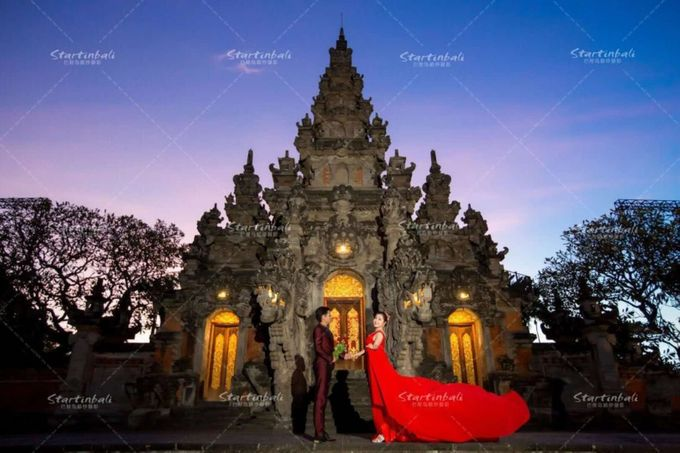 David & Ella Wedding by Start In Bali - 009