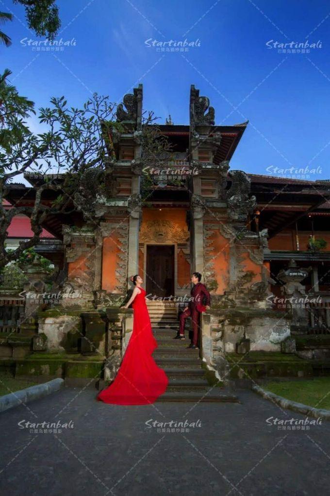 David & Ella Wedding by Start In Bali - 010