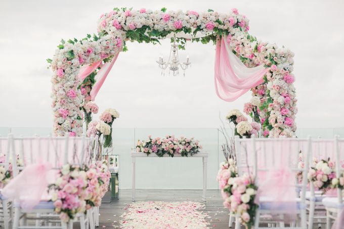 The Wedding of  Tian & Michael at Ayana Villa by Red Gardenia - 001