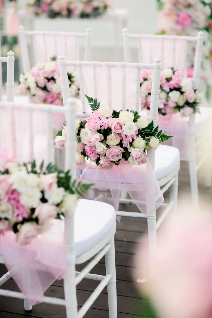 The Wedding of  Tian & Michael at Ayana Villa by Red Gardenia - 002