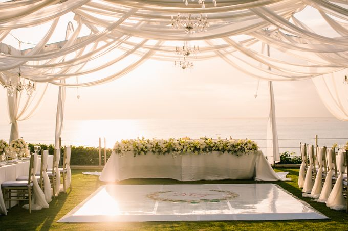 The Wedding of  Tian & Michael at Ayana Villa by Red Gardenia - 007