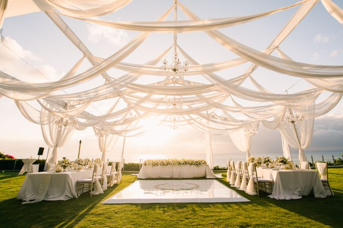 The Wedding of  Tian & Michael at Ayana Villa by Red Gardenia - 008