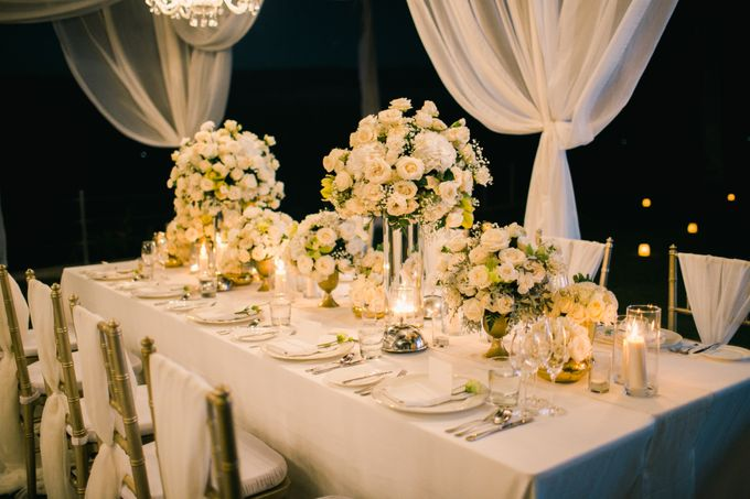 The Wedding of  Tian & Michael at Ayana Villa by Red Gardenia - 010