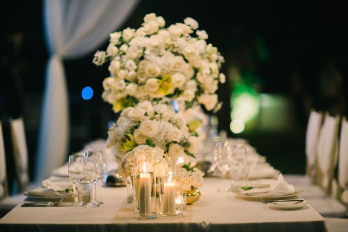 The Wedding of  Tian & Michael at Ayana Villa by Red Gardenia - 011