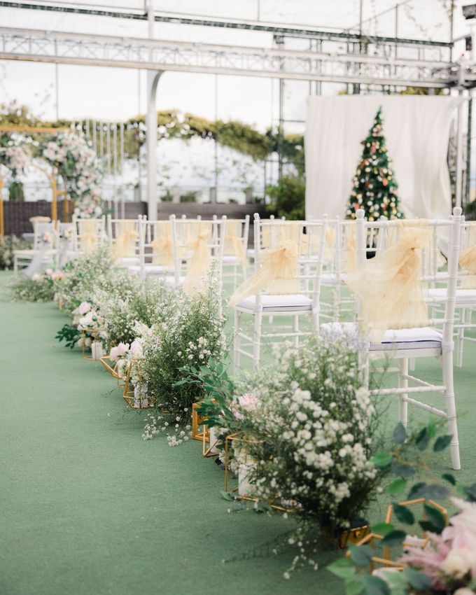 Yeshua & Feby Wedding at Calathea Terrace by NOMA Jewelry & Accessories - 003