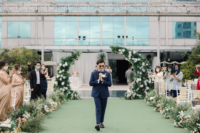 Yeshua & Feby Wedding at Calathea Terrace by NOMA Jewelry & Accessories - 004