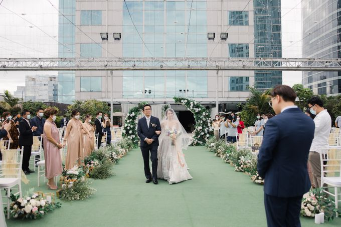 Yeshua & Feby Wedding at Calathea Terrace by NOMA Jewelry & Accessories - 005