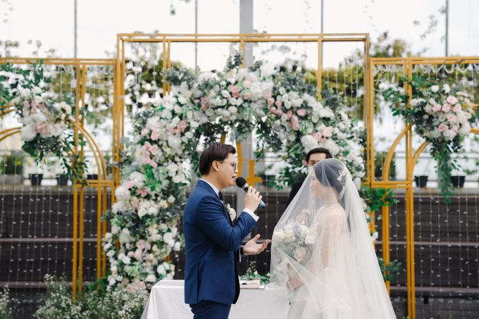 Yeshua & Feby Wedding at Calathea Terrace by NOMA Jewelry & Accessories - 007
