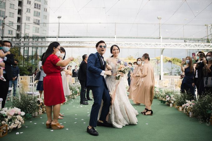 Yeshua & Feby Wedding at Calathea Terrace by NOMA Jewelry & Accessories - 008