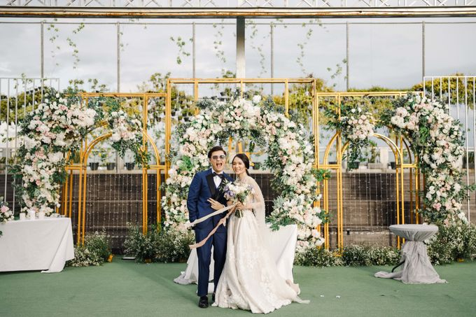 Yeshua & Feby Wedding at Calathea Terrace by NOMA Jewelry & Accessories - 009