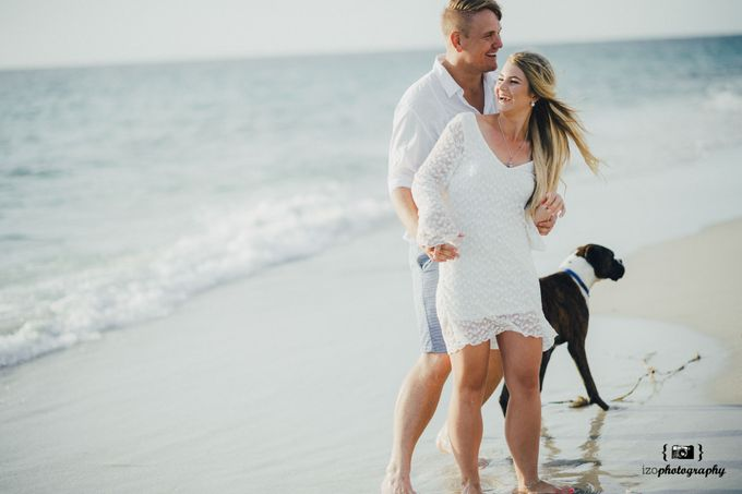 Riechanne and Travis Engagement Session by iZO Photography - 012