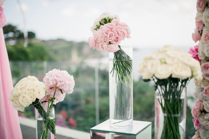 The Wedding of  Tian & Michael at Ayana Villa by Red Gardenia - 012