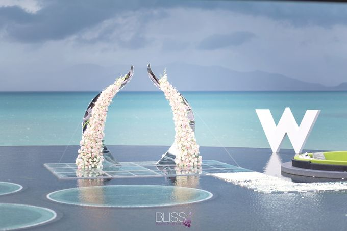 Wedding at W Koh Samui by BLISS Events & Weddings Thailand - 001