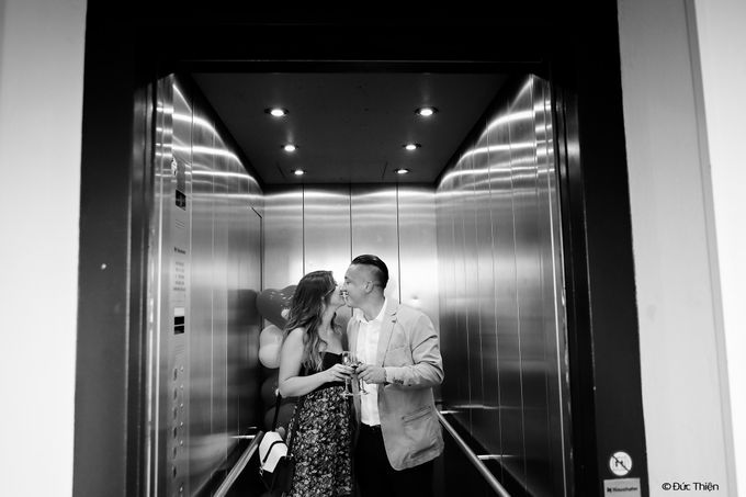 A  Very Emotional Suprise Proposal by DUC THIEN PHOTOGRAPHY - 009
