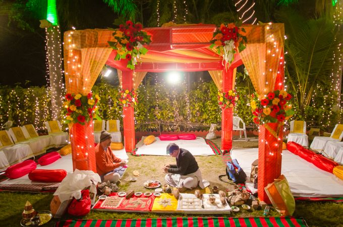 Indian Wedding by Yesha Weddings Destination Wedding Planner - 005