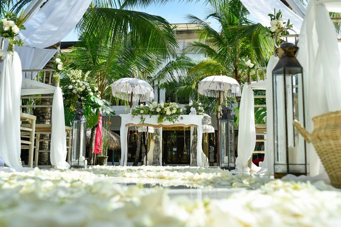 The Mansion Bali Wedding by The Mansion Baliwood Resort Hotel and Spa - 002