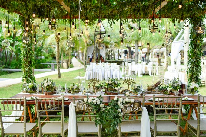 The Mansion Bali Wedding by The Mansion Baliwood Resort Hotel and Spa - 011