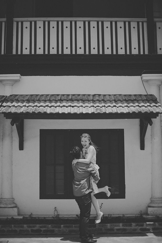Pre-wedding Shoot ROY&LV by ABSOLUTE BRIDE - 011