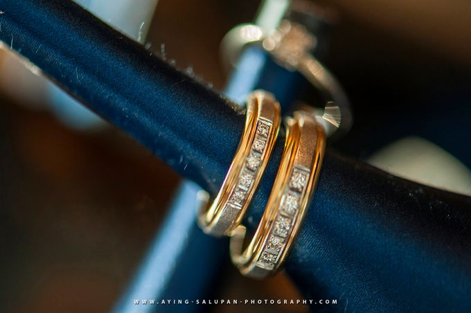 THE WEDDING RING by Aying Salupan Designs & Photography - 002