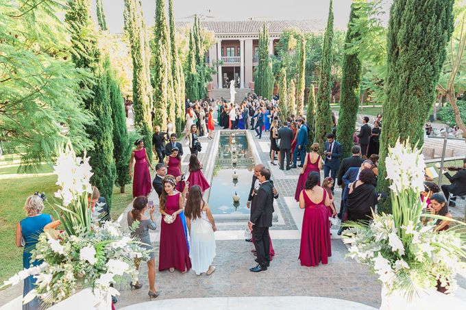 Elegant natural wedding in Spain by All About Love - 036