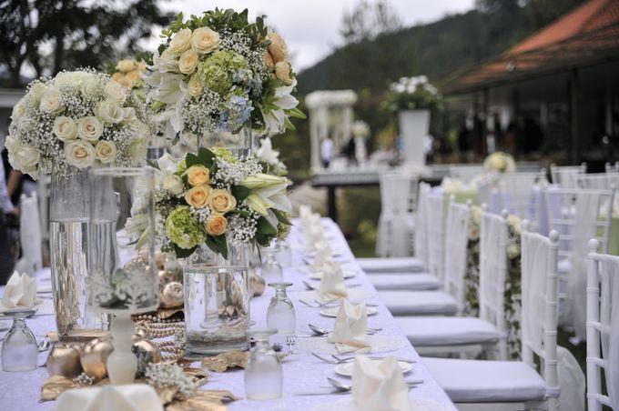 Wedding Venue by Burgundy Dine & Wine @ Pramestha - 007