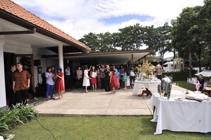 Wedding Venue by Burgundy Dine & Wine @ Pramestha - 003
