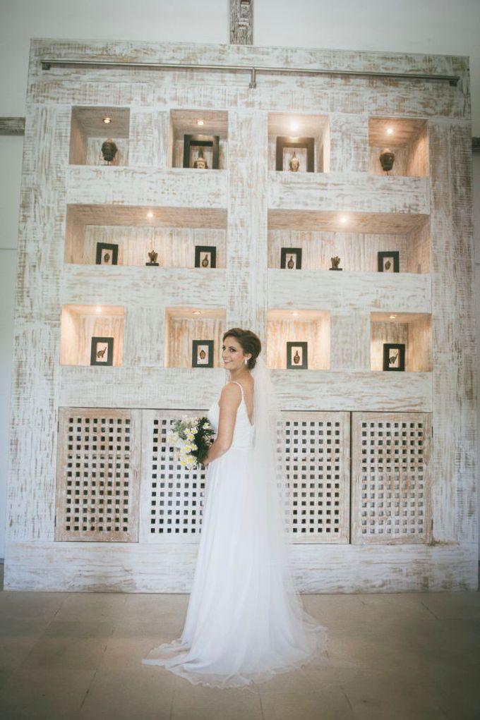 The Wedding - Max  & Michele Henson by Aditi Niranjan Photography - 003