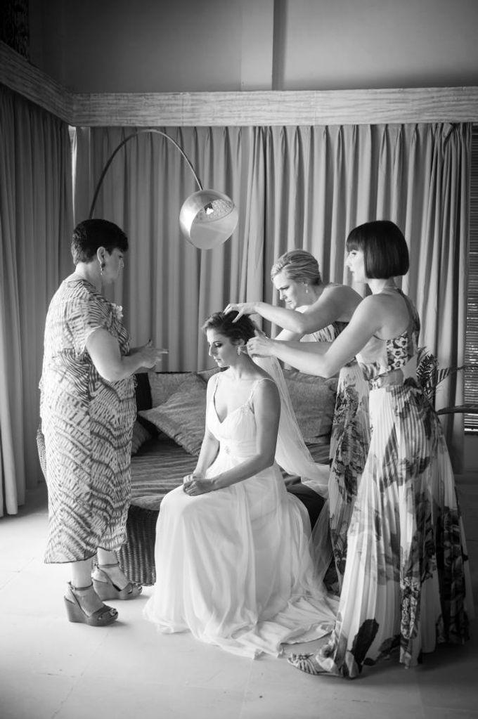 The Wedding - Max  & Michele Henson by Aditi Niranjan Photography - 007