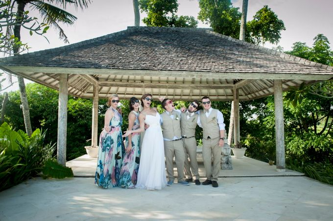 The Wedding - Max  & Michele Henson by Aditi Niranjan Photography - 021