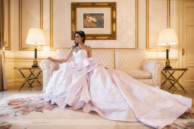 Styled Bridal shooting by Stephen G Smith Photography - 005