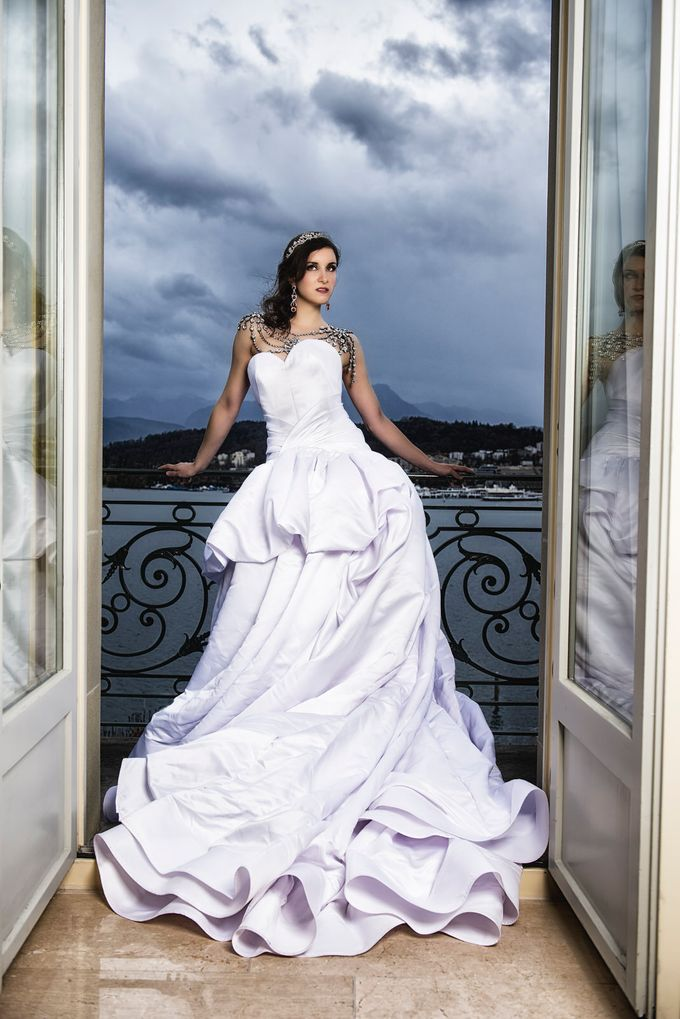 Styled Bridal shooting by Stephen G Smith Photography - 006