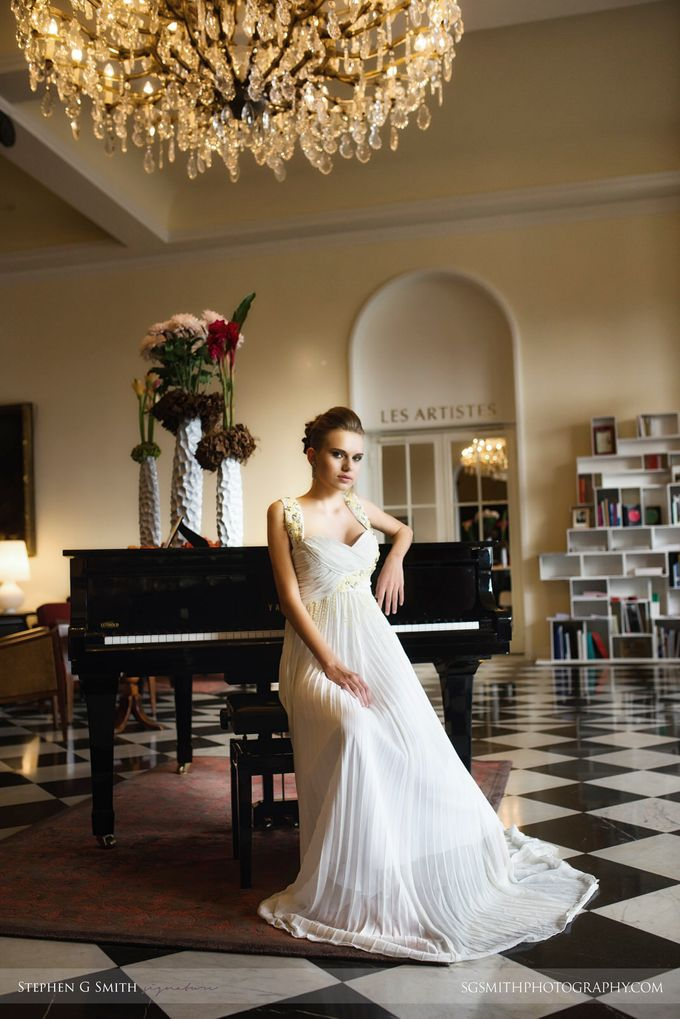 Styled Bridal shooting by Stephen G Smith Photography - 009