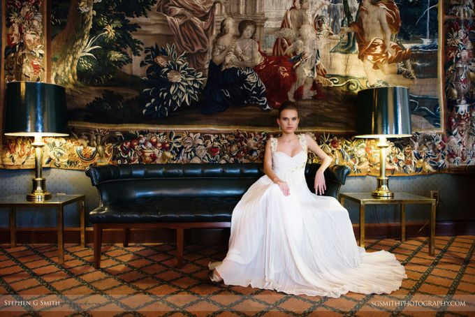 Styled Bridal shooting by Stephen G Smith Photography - 010