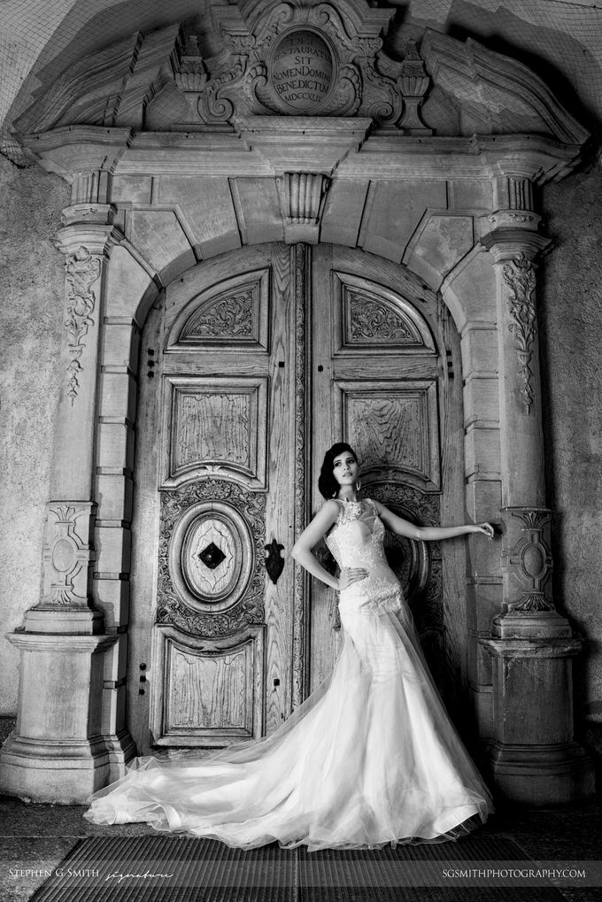 Styled Bridal shooting by Stephen G Smith Photography - 015