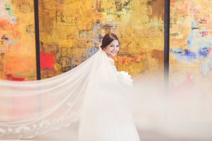 IC & Jasmine Alabang Wedding Highlights by Mike & Mai Photography - 011