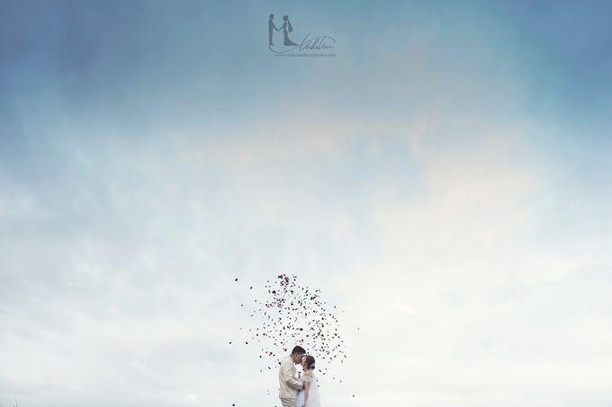 IC & Jasmine Alabang Wedding Highlights by Mike & Mai Photography - 023