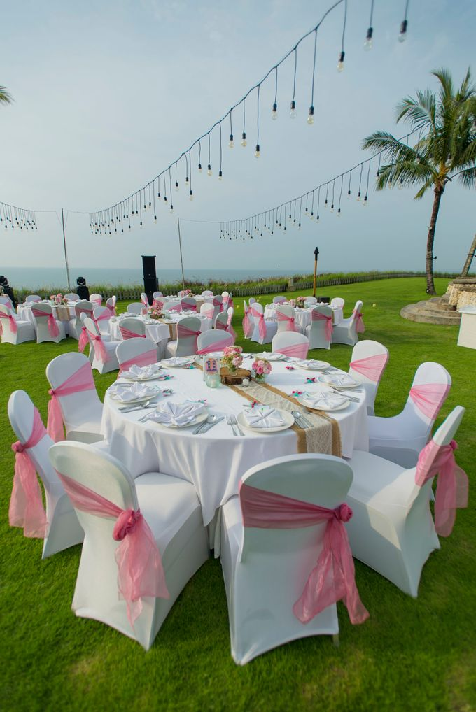 Wedding Rustic Pink by d'Oasis Florist & Decoration - 003