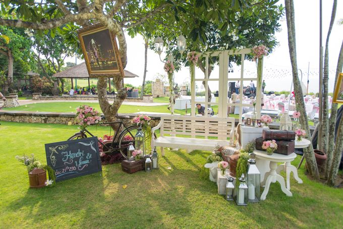 Wedding Rustic Pink by d'Oasis Florist & Decoration - 007
