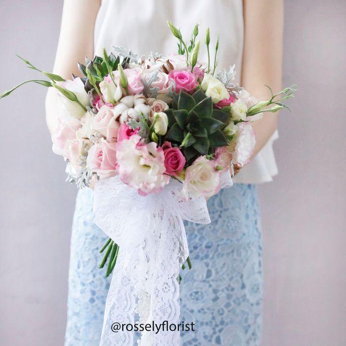 wedding of  Wisnu & Irene by Rossely's Florist - 001