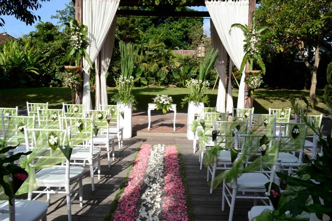 Garrath and Shauna Wedding at Plataran Canggu Bali Resort and Spa by Plataran Indonesia - 006
