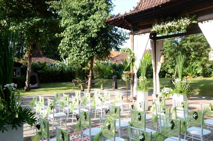 Garrath and Shauna Wedding at Plataran Canggu Bali Resort and Spa by Plataran Indonesia - 008