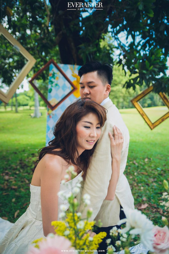 Franky & Helen The Prewedding by VERONIKA VIDYANITA - 002