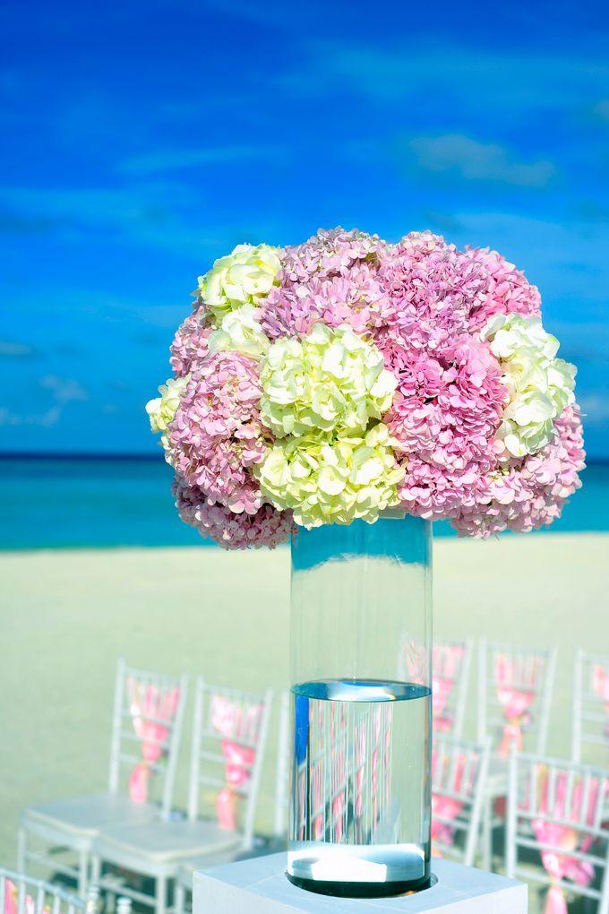 Amy & David's Dream Destination Wedding in Maldives. by Asad's Photography - 018