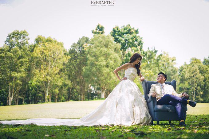 Franky & Helen The Prewedding by Philip Formalwear - 011
