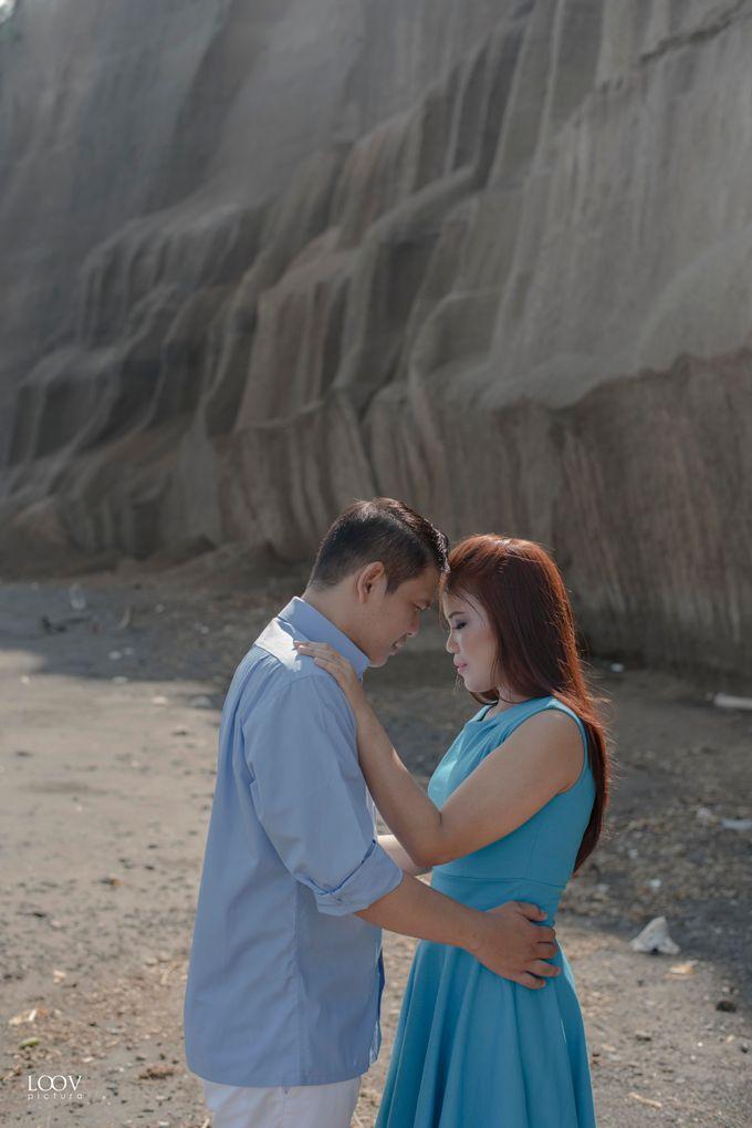 Prewedding Daniel and Merryna by Loov Pictura - 002